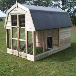 Dutch Barn Dog Kennels