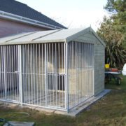 Multi Bay Dog Kennels