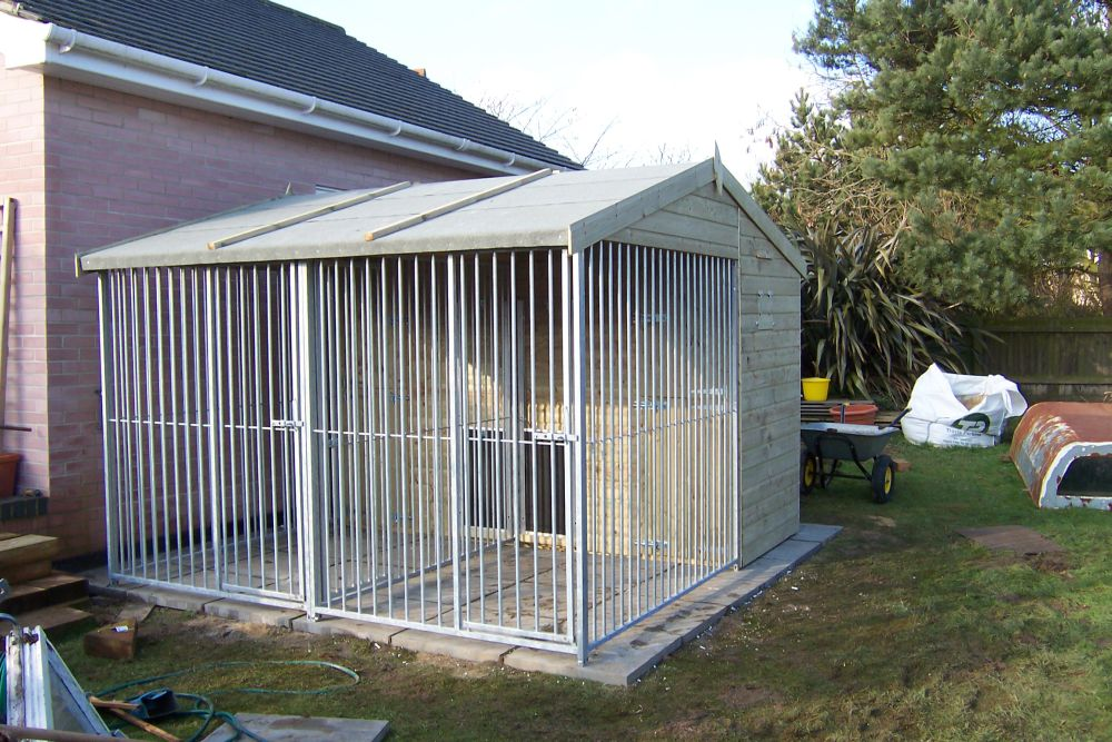 Dog Kennel Block