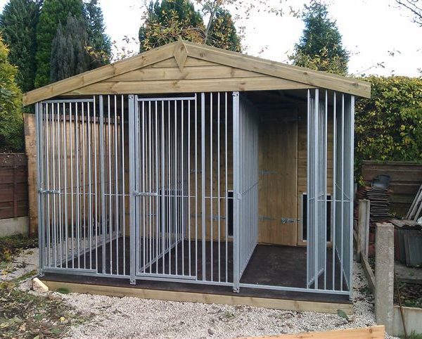 The Sandringham Dog Kennel