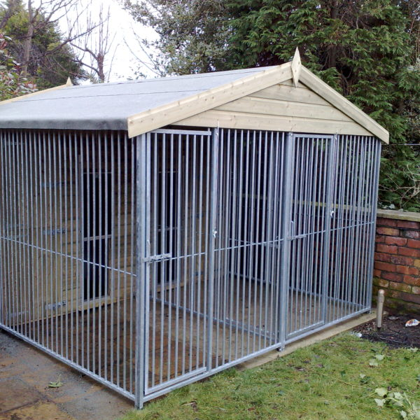 The Sandringham Double Dog Kennel