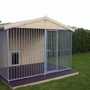 The Sandringham Single Dog Kennel