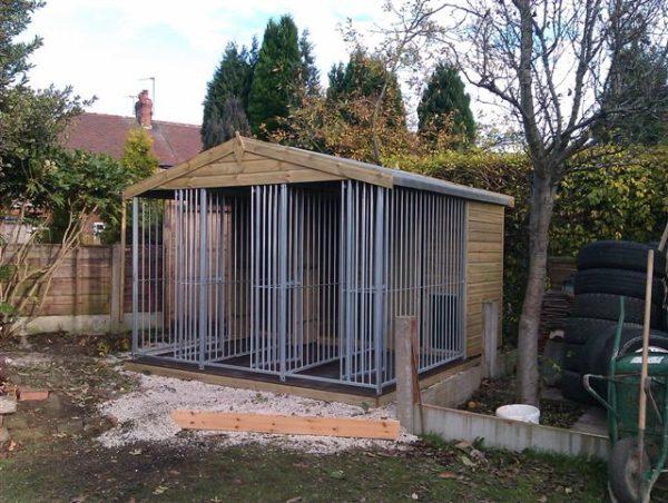 The Sandringham Dog Kennel - Side