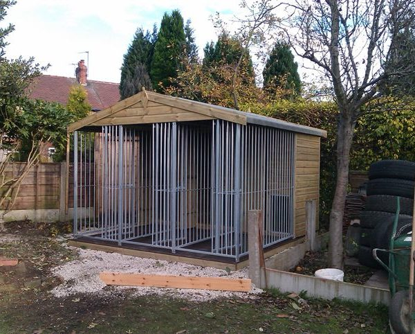 The Sandringham Dog Kennel - Side