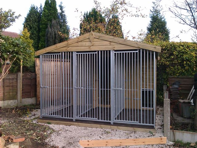 The Sandringham Dog Kennel - Front