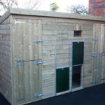 The Windermere Double Bay Dog Kennel