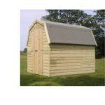 Dutch Barn Shed Side