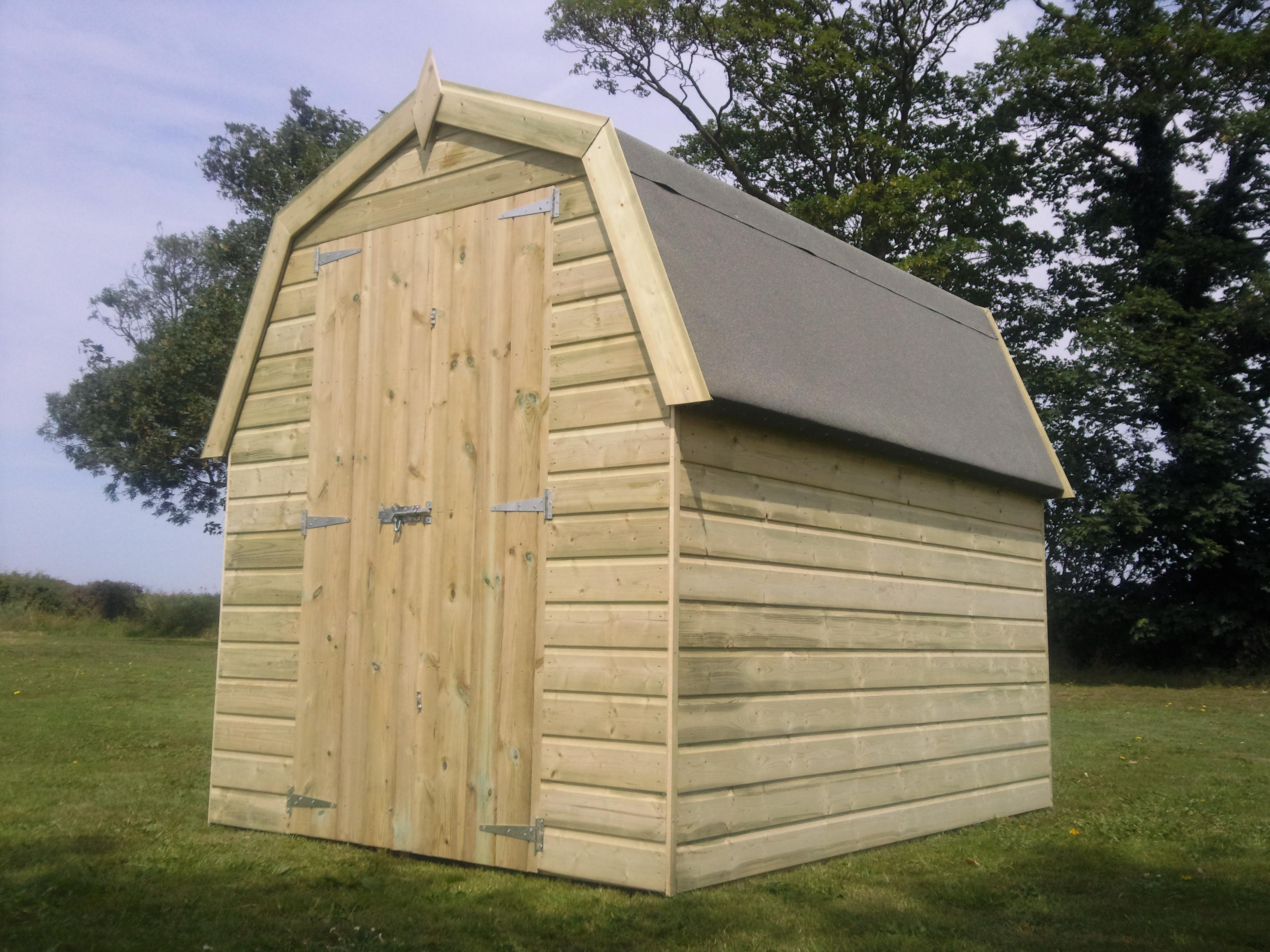 for delivery shed free assembled garden in ireland sheds sale site on