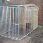 The Elms Dog Kennel Block