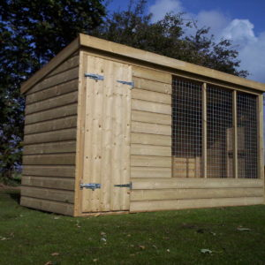 The Frampton Dog Kennel