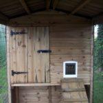 The Friskney Cattery - Outside Cat House