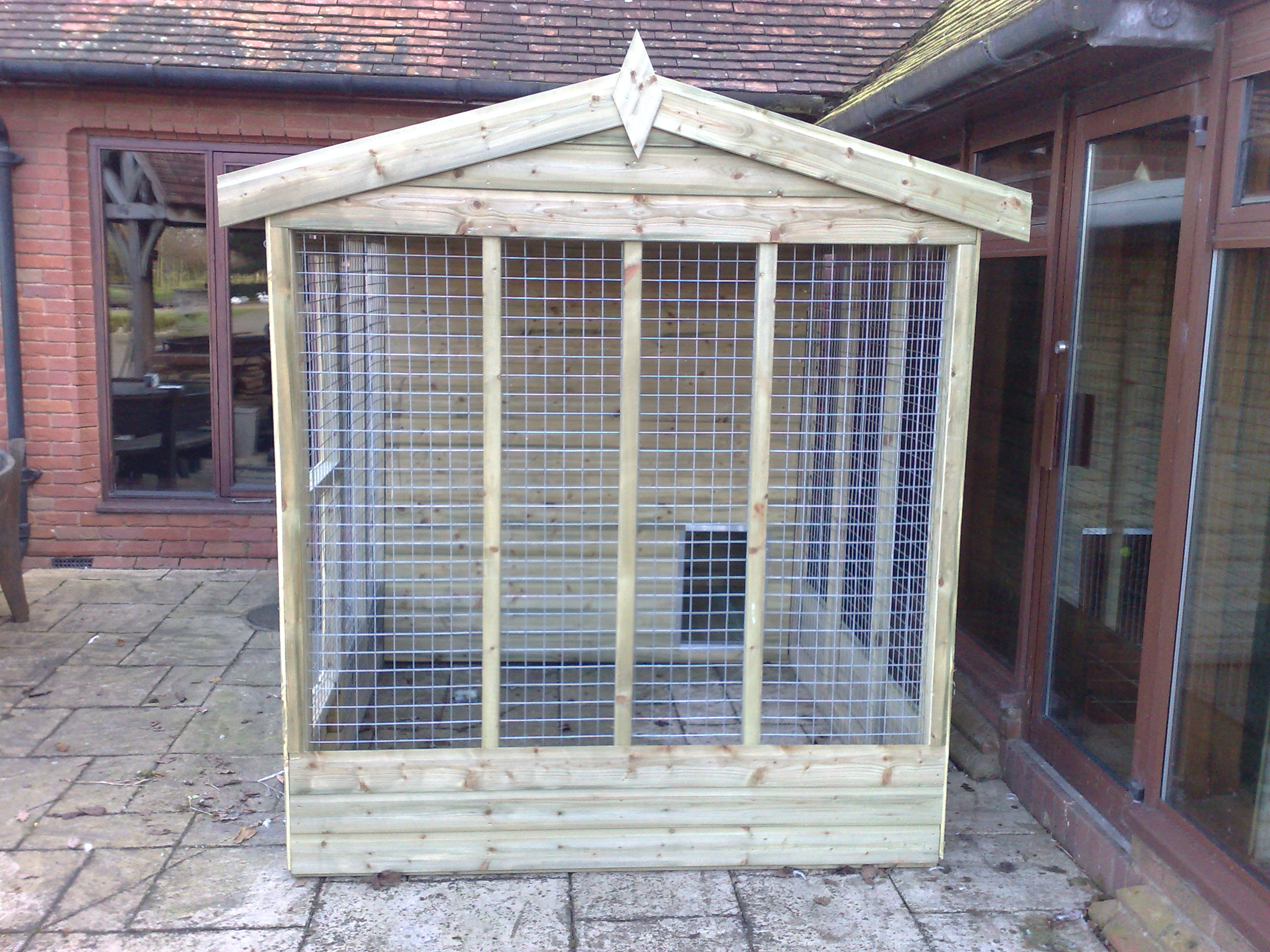 The Friskney Dog Kennel
