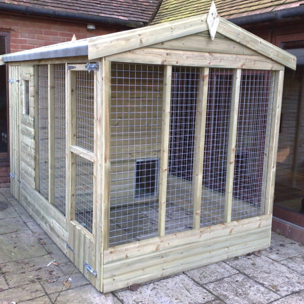 The Friskney Dog Kennel