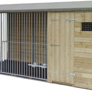 The Huntsville Dog Kennel