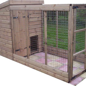 The Kirton Dog Kennel