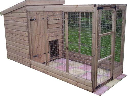 The Kirton Dog Kennel